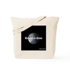 R.I.P. Pluto Tote Bag