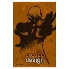 Create and Design Print Poster