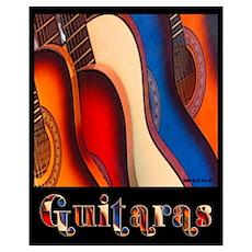 GUITARRAS Poster