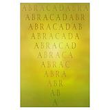 Abracadabra dresden Posters