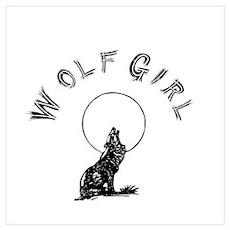 Twilight ~ Wolf Girl Poster