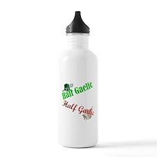 Half Gaelic Half Garlic Water Bottle