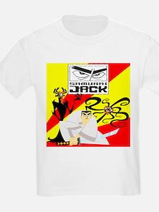 Samurai Jack Enemies T-Shirt