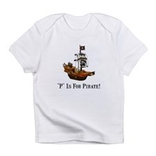 P Is For Pirate Infant T-Shirt