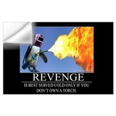 Revenge Wall Decal