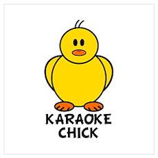 Karaoke Chick Poster