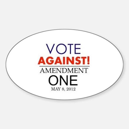 voteno Decal
