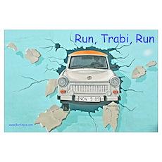 Run, Trabi, Run Poster