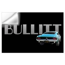 Bullitt Wall Decal