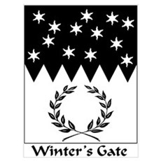 Winter's Gate Poster
