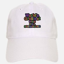Worlds Greatest STEM CELL RESEARCHER Baseball Baseball Baseball Cap