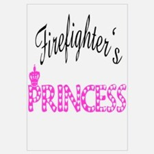 Firefighters's Princess