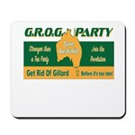 G.R.O.G. Party Mousepad