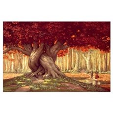 ENCHANTED TREE Poster