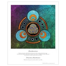 - Manifestation Framed Print
