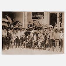 Emiliano Zapata and His Men Photo Print