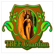 Tree Guardian Poster