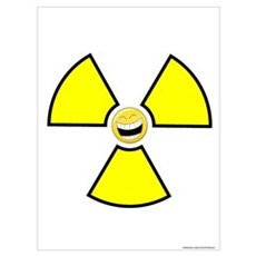 Nuclear Happy Poster
