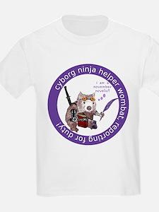 Unique Wombats T-Shirt