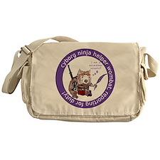 Cool Nanowrimo Messenger Bag