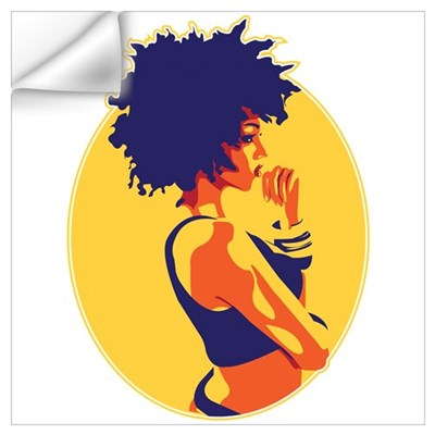 The Thinker Wall Decal