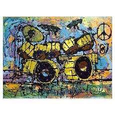 """""""P-Funk '87"""" Poster"""