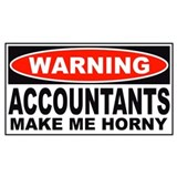 Accountant funny Framed Prints