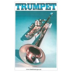 Trumpet Home Decor Poster