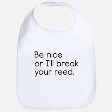 Break Your Reed Bib