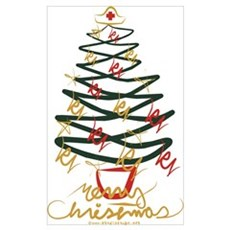 RN Merry Christmas! Poster
