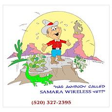 SAMARA WIRELESS I Poster