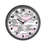Camo Wall Clocks