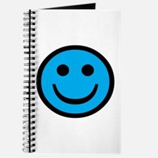 Cute Smiling face Journal