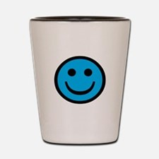 Cute Smile faces Shot Glass