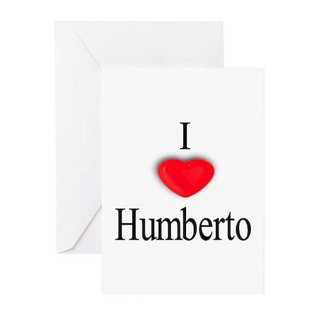 Humberto Greeting Cards (Pk of 10)