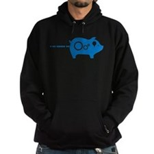 The Thinking Pig Hoodie