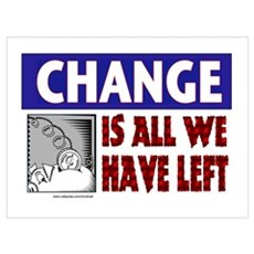 Change ? Poster