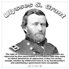 Ulysses S. Grant 02 Poster
