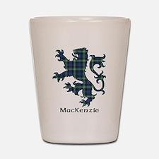 Lion-MacKenzie Shot Glass