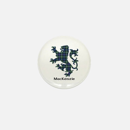 Lion-MacKenzie Mini Button