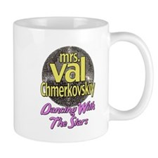 Mrs. Val Chmerkovskiy Dancing With The Stars Mug
