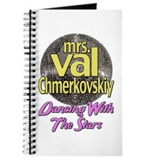 Mrs. Val Chmerkovskiy Dancing With The Stars Journ