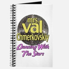 Mrs. Val Chmerkovskiy Dancing With The Stars Journ