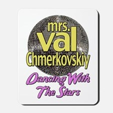 Mrs. Val Chmerkovskiy Dancing With The Stars Mouse