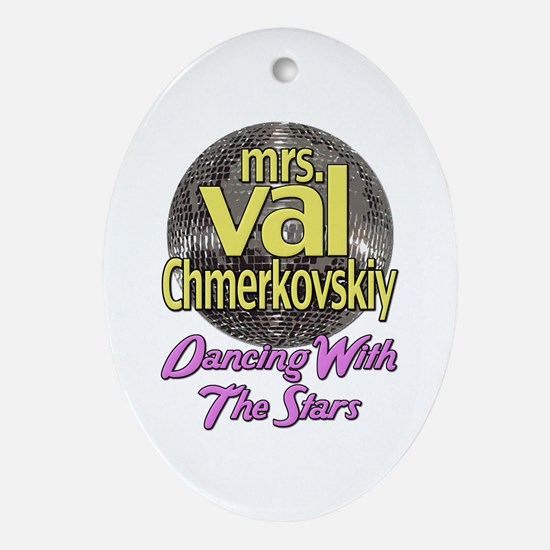 Mrs. Val Chmerkovskiy Dancing With The Stars Ornam