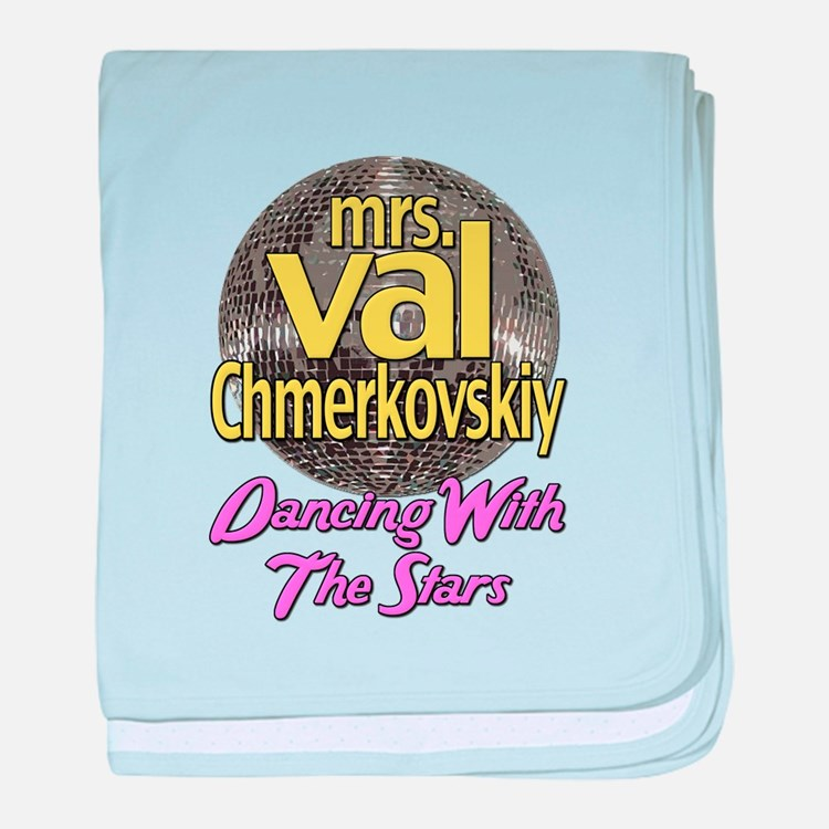 Mrs. Val Chmerkovskiy Dancing With The Stars baby