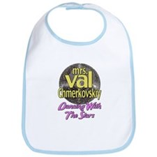 Mrs. Val Chmerkovskiy Dancing With The Stars Bib