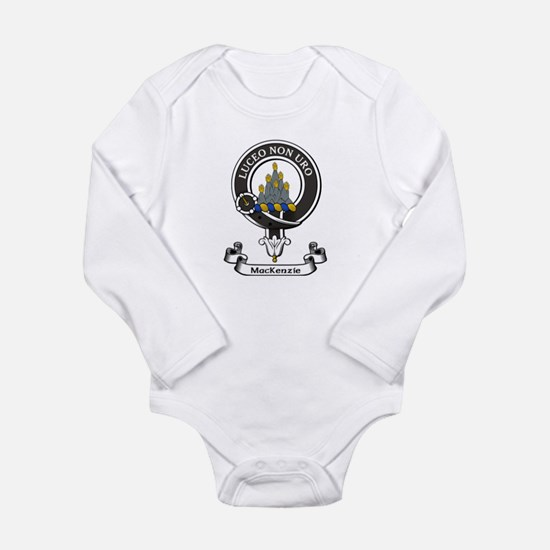 Badge - MacKenzie Long Sleeve Infant Bodysuit