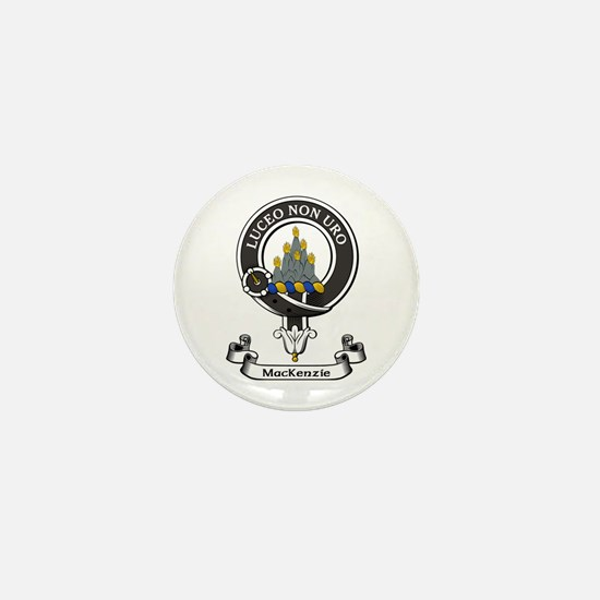 Badge - MacKenzie Mini Button