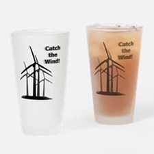 Catch the Wind Drinking Glass